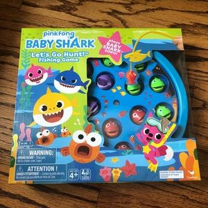 Other - Baby Shark Fishing Game with Song. NEW